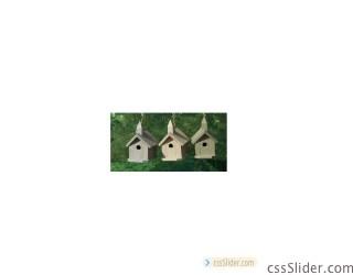 cbh_church_birdhouse_group_lt_gray,_beige,_wild_grasses