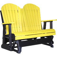 luxcraft-poly-4ft-adirondack-style-gliderY