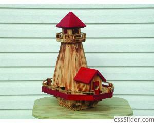 LHFHC Lighthouse Feeder House Combo