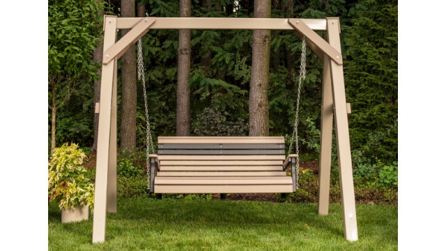 Amish Poly Swings All Handmade Amish Poly Swings