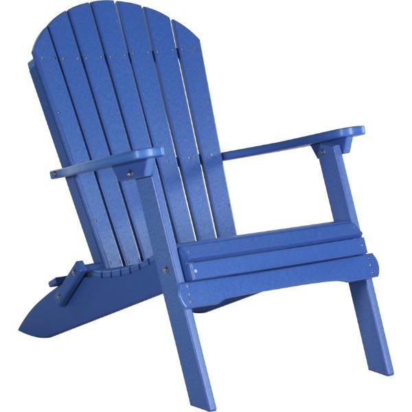 PFACB Folding Adirondack Chair Blue copy