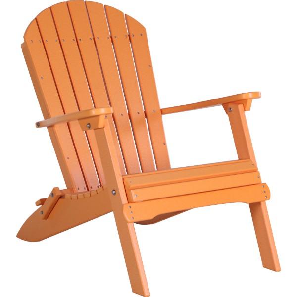 PFACT Folding Adirondack Chair Tangerine copy