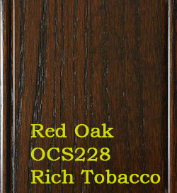 red-oak-stain-fc-228-ocs-228-rich-tobacco;
